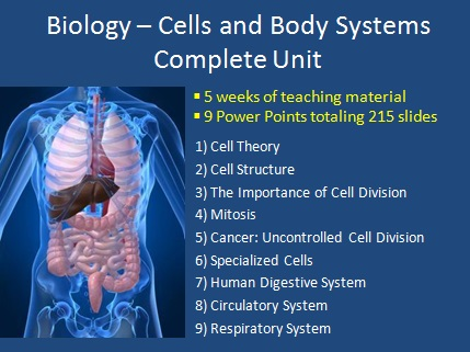 Gr 10 Biology unit