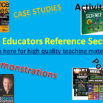 Educators Reference Section