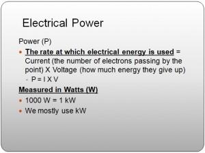 L 3 Electricity 2