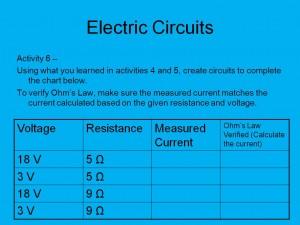 L 5 Electricity 2