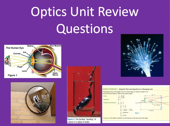 Optics Review 1