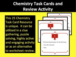 Task Card 1