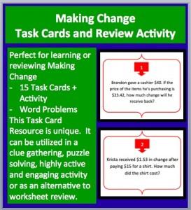 Making Change 1